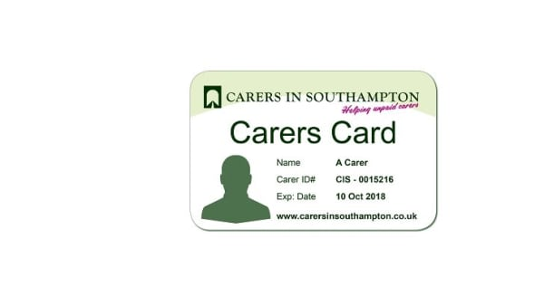 Read: Carers Cards